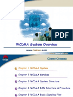 WCDMA System Structure and Principle2