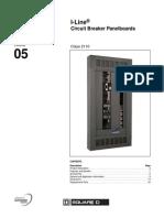 I-Line Circuit Breaker Panelboards