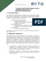programacion 2011-2012