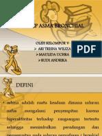 Ppt Askep Asma Bronchial
