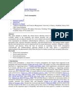 International Journal of Hospitality Management