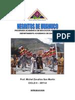 Danza de Los Negritos 4