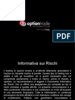 Strategia Opzioni We-Point Trend Following