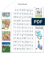Year 3 - Word Search