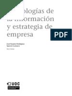 Direccion Estrategica de Sistemas y Tecnologias de La Informacion (Modulo 2)