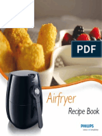Airfryer Recipe Book1