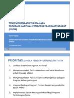 Paparan Pleno TNP2K PNPM Feb 13022013 1