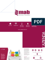 MAB Servizi- Brochure Di Presentazione