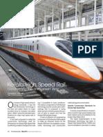Kerela High Speed Rail