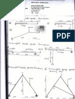 Soal Fisika Statika