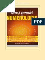 Cours Complet Numerologie C.samson K.brochka