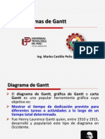 Diagrama de Gantt
