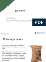 Inside a Sugar Factory June 2014
