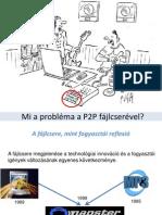 P2P Fájlcsere És Szerzői Jog