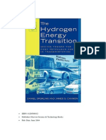 The Hydrogen Energy Transition (2004) Daniel Sperling