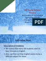 G8 YSP Gp5 Presentation