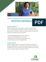 Intuïtieve ontwikkeling proefles