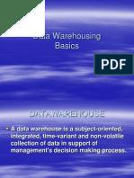 Data Warehousing Basics