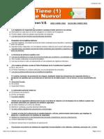 Examen Vigilante Seguridad | testdexamen 4