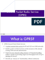 General Packet Radio Service (GPRS) - Annotated