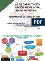 Resumen Capitulo 1 Nutricion
