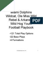 Wildcat Formation Playbook