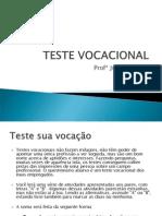 Teste Vocacional 3