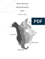 North American Flyway Directory 2012