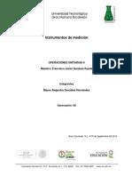 Tarea 1 - Instrumentos de Medición Mayra