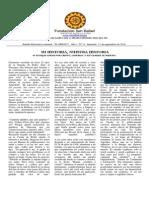 Boletín Fundación San Rafael Nro. 12