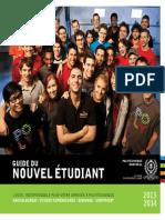 NouvelEtudiant Web 2013-2014