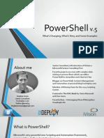 ATLPUG 9252014 - PowerShell v5