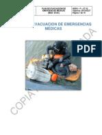 HSEQ-P-27 Plan de Evacuacion de Emergencias Medicas - MEDEVAC