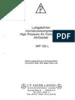 J.P. SAUER & SOHN WP150L Manual.pdf