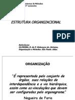Estrutura Organizacional (Seixas)