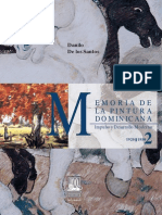 MEMORIA DE LA PINTURA DOMINICANA -Vol 2