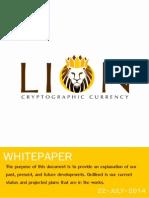 Lionv2.0 whitepaper