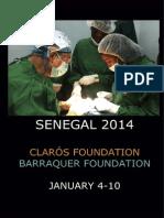 Humanitarian trip Senegal 2014