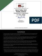 Sand Valley Construction Progression Hole 5. Ridge Agolfarchitect.com Version 1