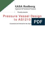 Pressure Vessels AS1210 Kasa