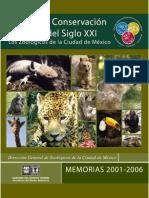 Centros de Conservacion Del Siglo XXI