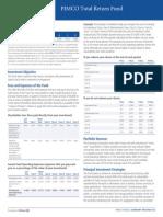TRF Summary Prospectus