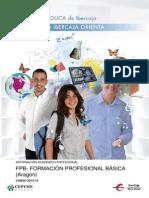 Formación Profesional Básica en Aragón