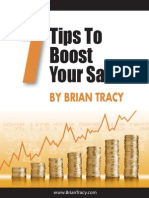 7 Tips to Boost Your Sales