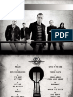 Digital Booklet - 3 Doors Down