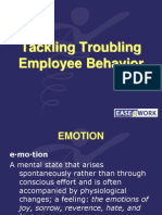 Employee Behavior