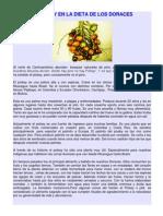 el pixbay en la dieta de los doraces