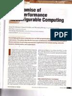Lectura Computo Reconfigurable