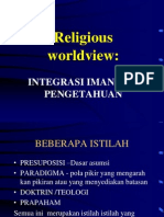 Religious WorldView - Bp.rektor