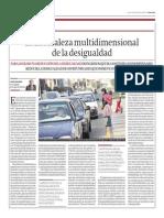 La naturaleza multidimensional de la desigualdad - Javier Escobal - Gestión - 250814